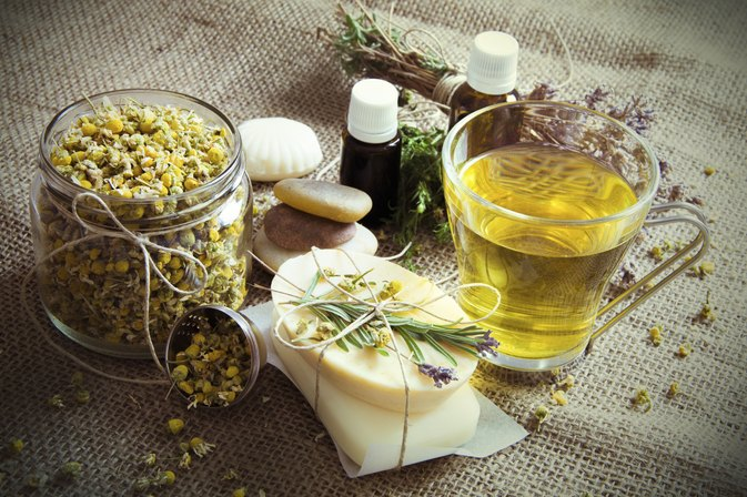 Essential Oils & Allergies