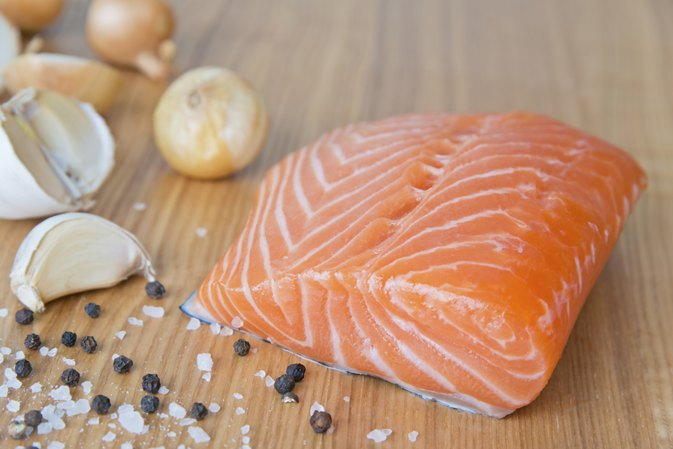 The Health Benefits of Salmon