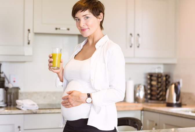 The Best Food & Drinks During the Time of Pregnancy