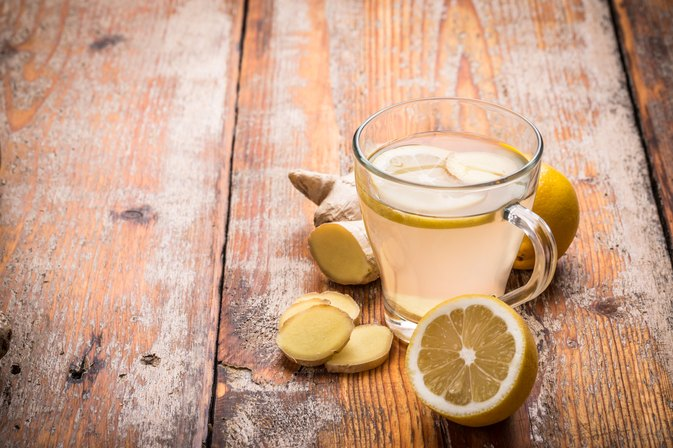 Benefits of Ginger Tea on the Skin
