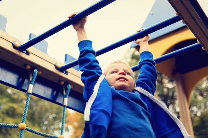 Muscle Strengthening Activities for Kids