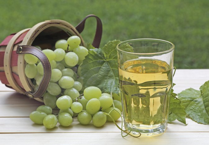 Light White Grape Juice Health Benefits