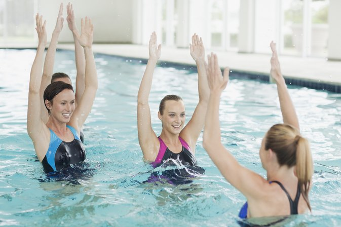 Can You Lose Weight Doing Water Aerobics?