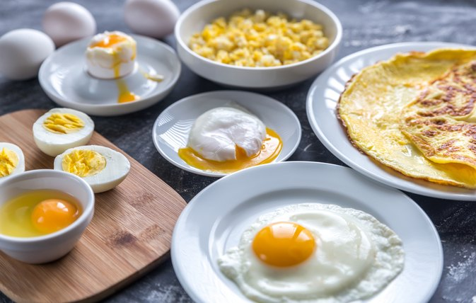 Weight-Loss Breakfast Ideas