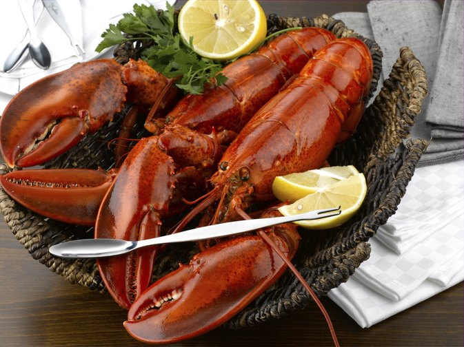 How to Cook Lobster in the Oven & the Degrees