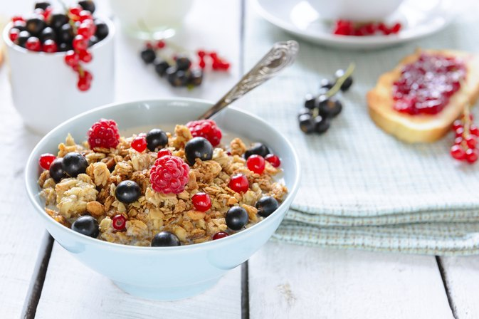 What Are Some Low Glycemic Cold Cereals?