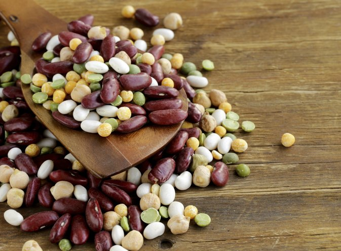 Can You Eat Beans on a Raw Diet?