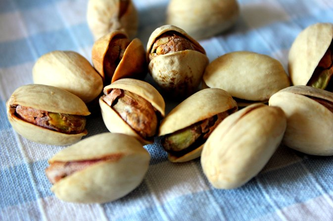 Pistachio Allergies Causing Itching Hands