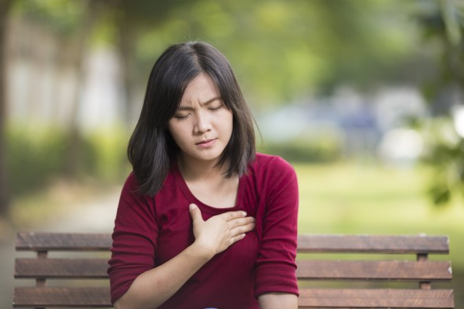 Progesterone and Acid Reflux