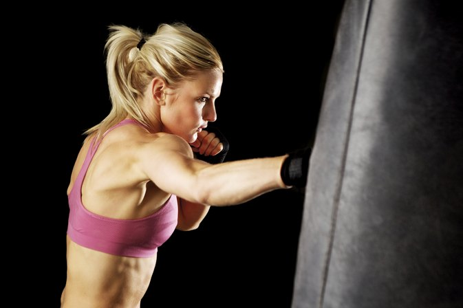 How to Build Boxing Muscle Mass