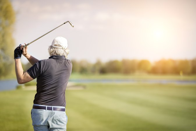 Golf Swing Instructions for Seniors