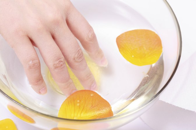 Cures for Acetone Damaged Nails