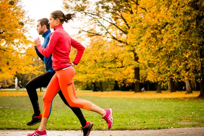 Running and Uterus Problems in Women
