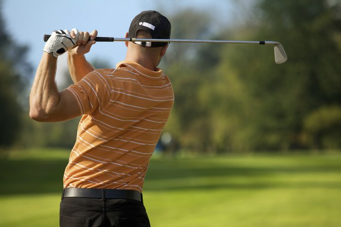 Shoulder Pain From Golf