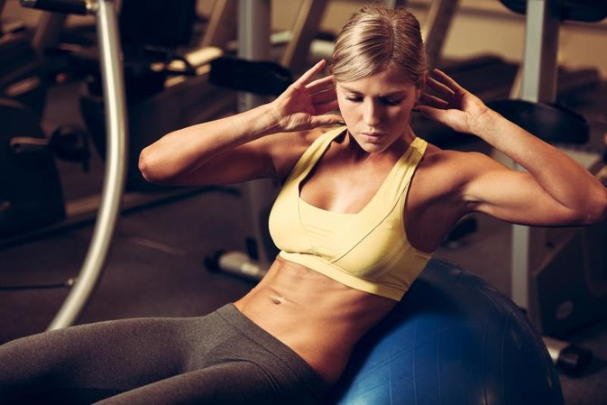 Ab Exercises Without Equipment for Women