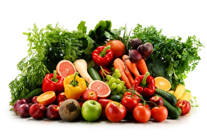 The Top Five Fat-Burning Fruits & Vegetables