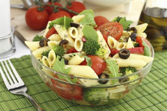 Italian Pasta Salad Calories