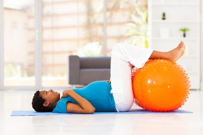 Ab Workouts For Pregnant Women 105