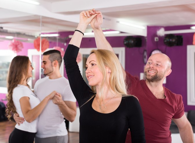 Ballroom Dance Conditioning Exercises