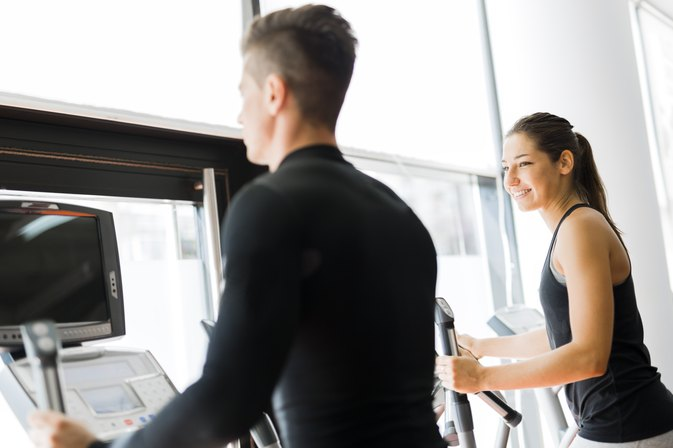 What Heart Monitors Work With the Precor Elliptical Machines?