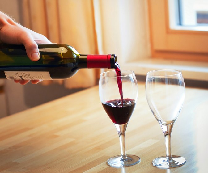 Potassium Levels in Wine