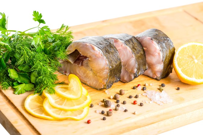 How to Cook Sturgeon Fillets