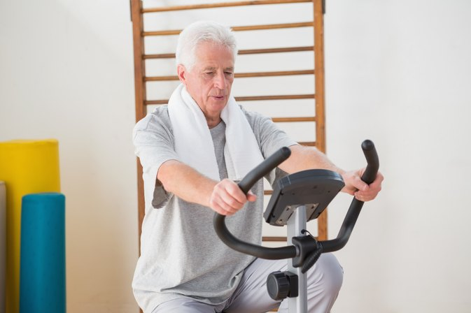 Diabetic Exercise Equipment