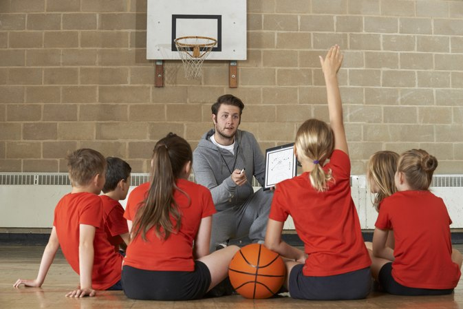 How Coaches Influence Athletes