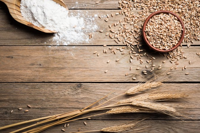 Nutritional Information for Rolled Spelt Flakes