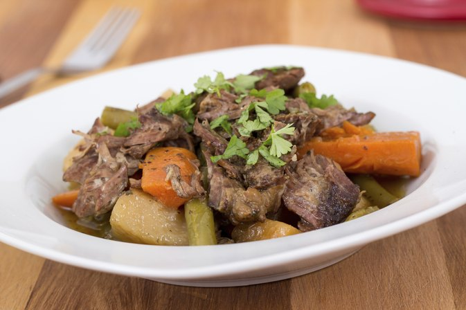 The Calories in Pot Roast