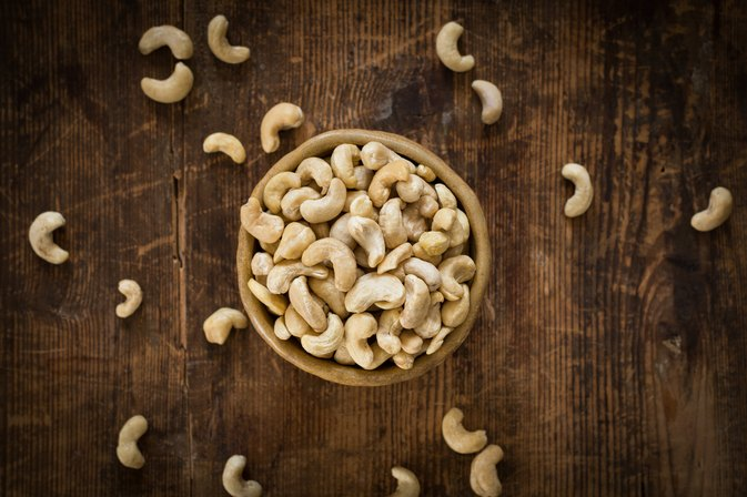 Cashew Allergy Symptoms