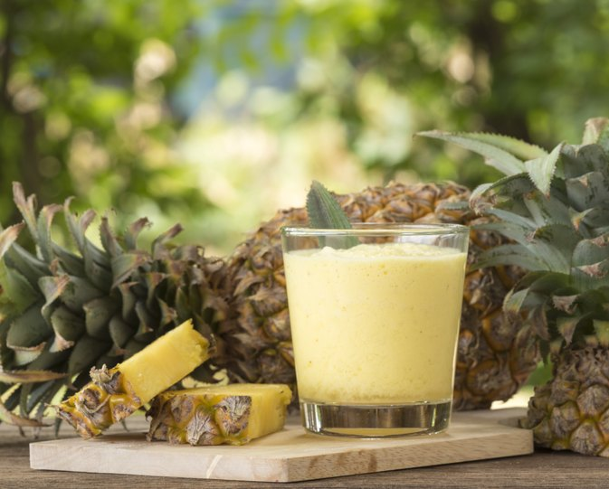 How to Preserve Pineapple Juice