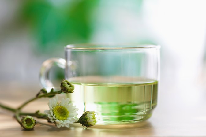 Special Skin Effects of White Tea