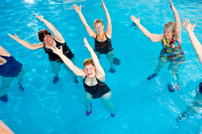 Swimming exercises for legs livestrong com - Exercise equipment for swimming pools ...