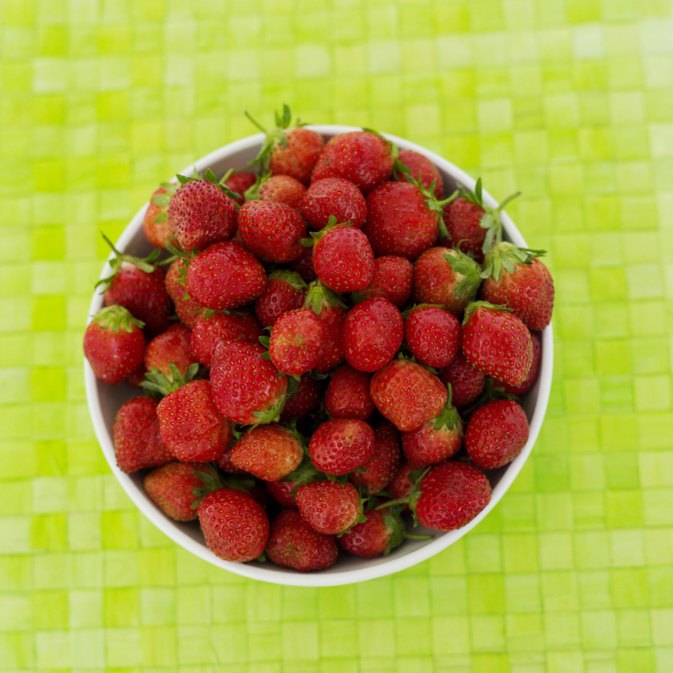What Kind of Acid Is in Strawberries?