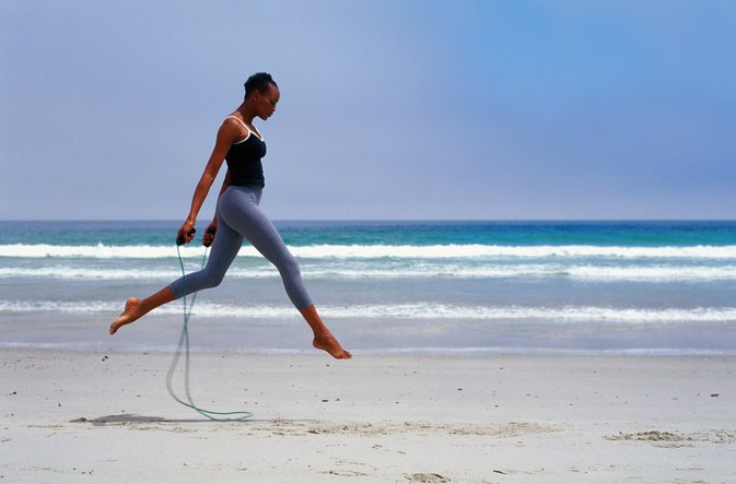 Jumping Rope Uses Which Muscles?