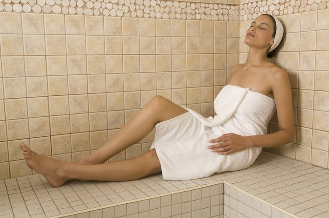 What Is the Best Way To Use a Steam Room?