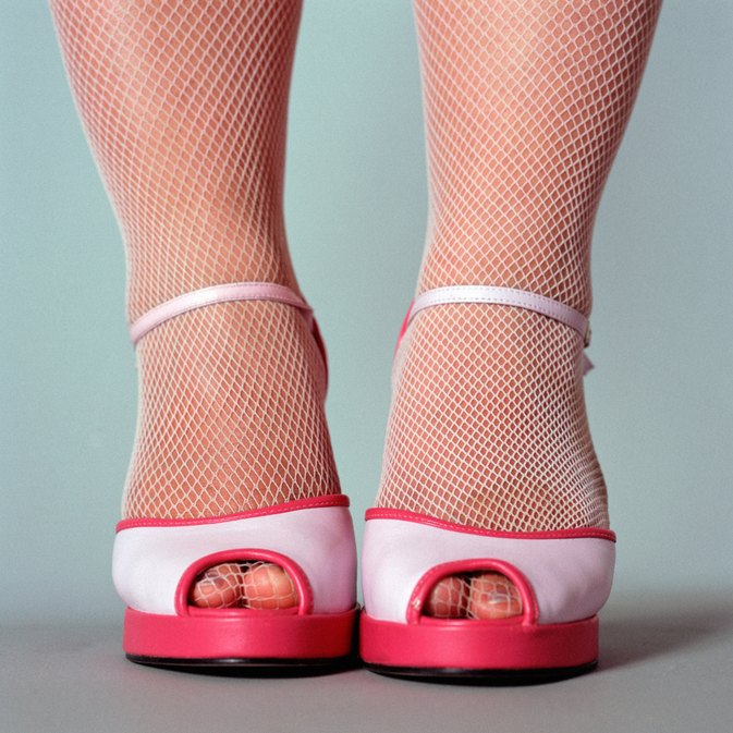 Toe Hurts When Wearing Shoes