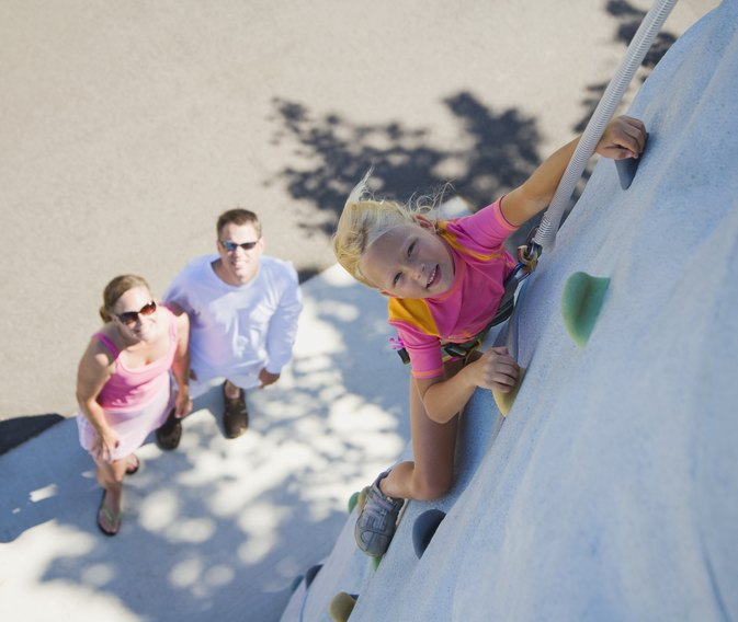 Rock Climbing for Kids