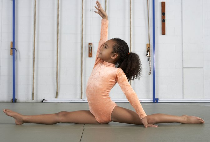 Importance of Stretching for Kids