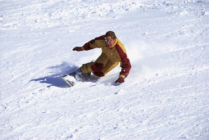 Snowboarding Techniques for Steeps, Moguls & Glades