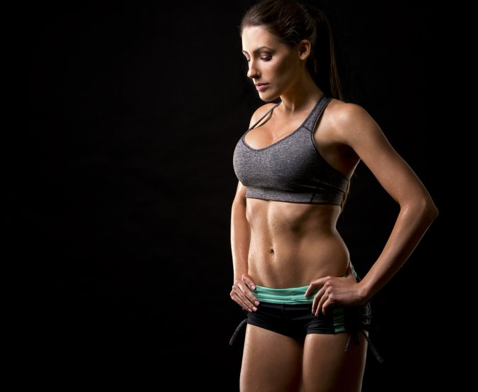 How to Lose Belly Fat Without Losing Curves