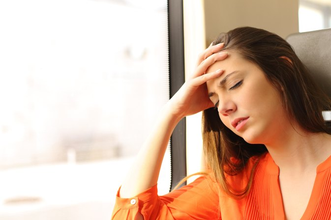 Dizziness and Nausea After Magnesium Citrate