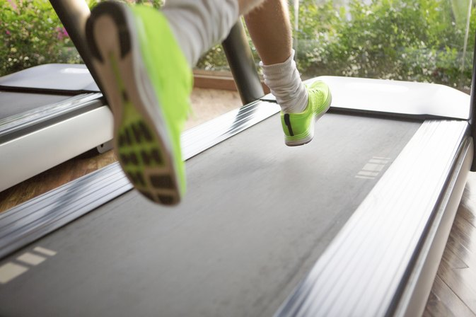 Treadmill Sprint Workouts