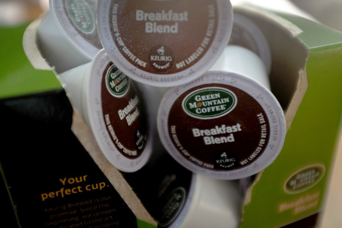 Nutritional Information for Keurig K-Cups