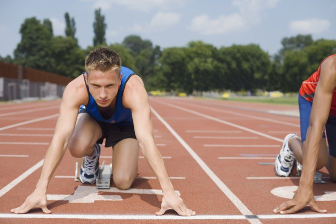 Weight Room Exercises for 400m Runners