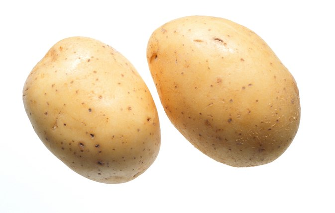 Nutrition for a Russet vs. Yukon Gold Potato