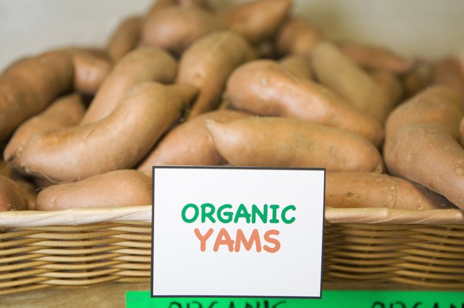 Sweet Potato Vs. Yam Nutrition
