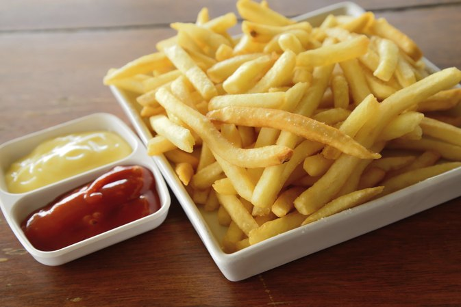 The Effects of French Fries on Your Body