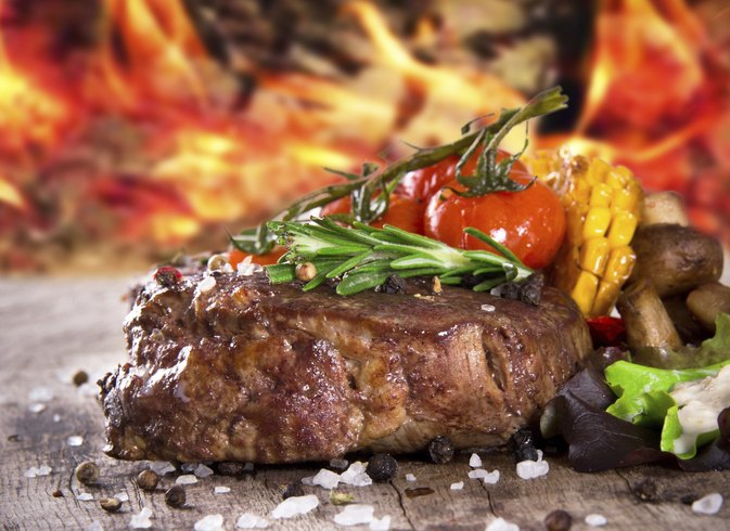 How to Grill a Whole Beef Fillet